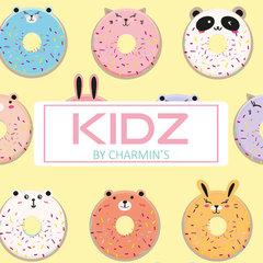 Kidz GoudStaal. de donut Collectie
