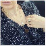 Ring R370 Gold 'Petite'_
