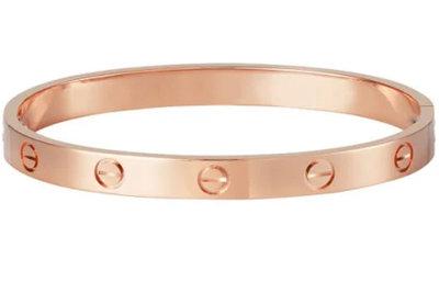 BL37 Steel Rose Bracelet