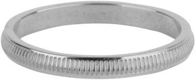 R603 Stripes Shiny Steel