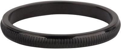 R606 Stripes Black Steel