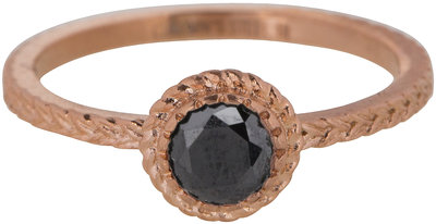 808 charmin's ring steel shiny iconic vintage rosegold