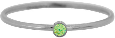 R787 Shine Bright Peridot AB Shiny Steel