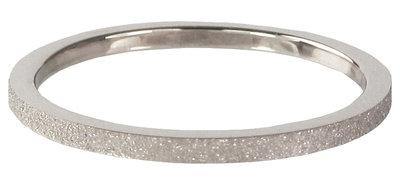 Ring R340 Steel 'Sanded'