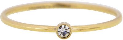 Ring R432 Gold 'Shine Bright' 2.0
