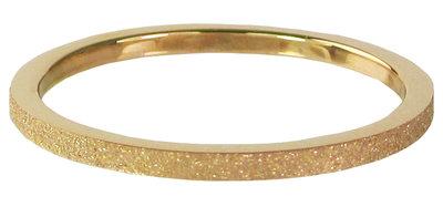 Ring R341 Gold 'Sanded'