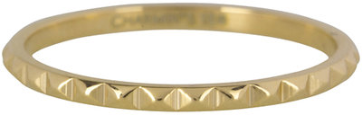 RING R403 GOLD 'STEEL NEFERTITI'
