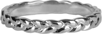 R785 Braided Beauty Shiny Steel
