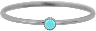 KR85 Shine Bright Turquoise Shiny Steel