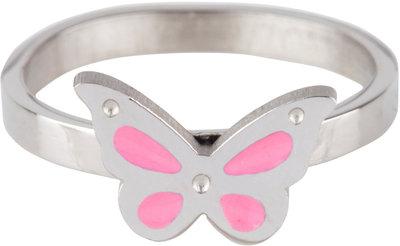 KR66 Butterfly Pink Shiny Steel