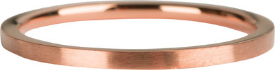 R818 Clean Cut Mat Rose Gold Steel