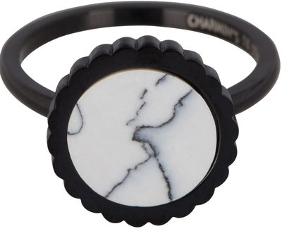 Ring R378 Black 'Must Have Steel'