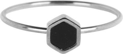 R710 Hexagram Shiny Steel
