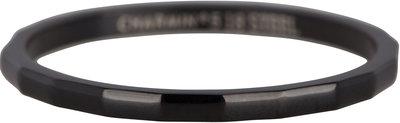 Ring R363 BLACK 'Angle'