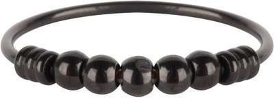 R519 Palm Black Steel
