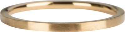 R817 Clean Cut Mat Gold Steel