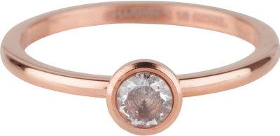 R490 Stylish Bright Rosé Gold Steel