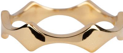 R845 Peaks Combi Shiny Gold