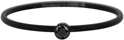 R495 Shine Bright 2.0 Black Steel with black crystal