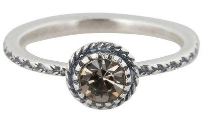 Ring R286 'Crystal Crown'