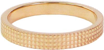 Ring R317 Rosé 'Carved'