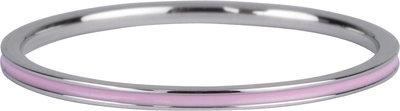 R924 Petite Steel Pastel Pink Enamel