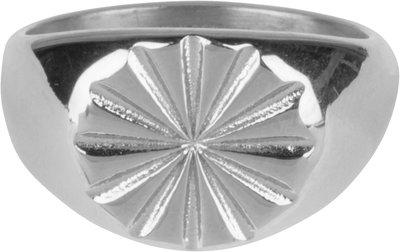 R644 Star Seal Shiny Steel
