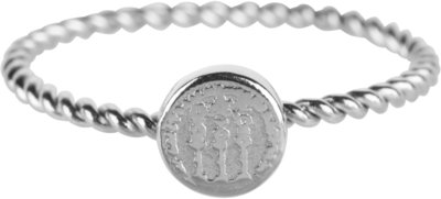 R626 Twisted Shiny Steel Historic Coin