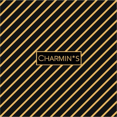 5549 Charmin's Verpakking/ Display Stripes