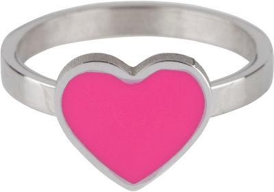 KR71 Heart Berry Shiny Steel