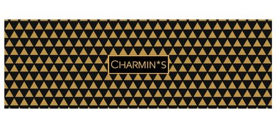 5538 Charmin's verpakking display/giftbox 4-12-30 cuts Piramides