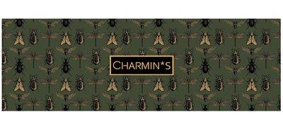 5538 Charmin's verpakking display/giftbox 4-12-30 cuts Insekten