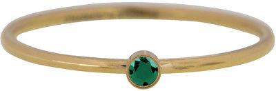 R790 Shine Bright  Emerald Gold Steel