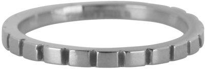 RING R439 STEEL 'SHINY BASICALLY'