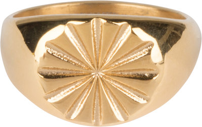 R645 Star Seal Gold Steel
