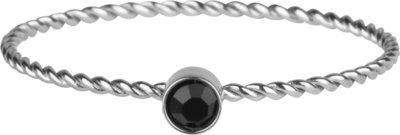 R948 Shine Bright Twisted Steel black crystal