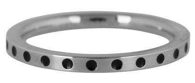 R868 Round And Round Dots Steel