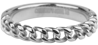 R876 Heavy Half Chain Staal