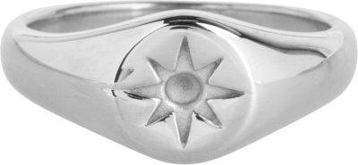 R1001 Mini Star Seal Steel Ring