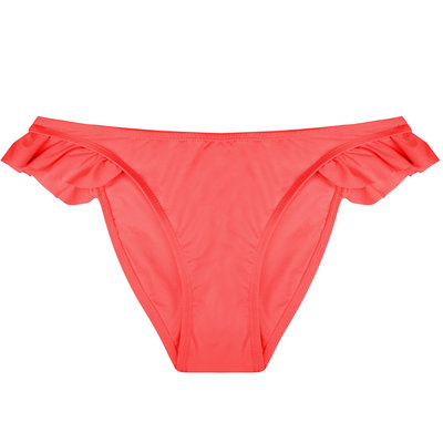 The Boho Ravishing Bottom Coral Red