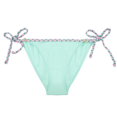 The Boho Luminous Bottom Mint Green