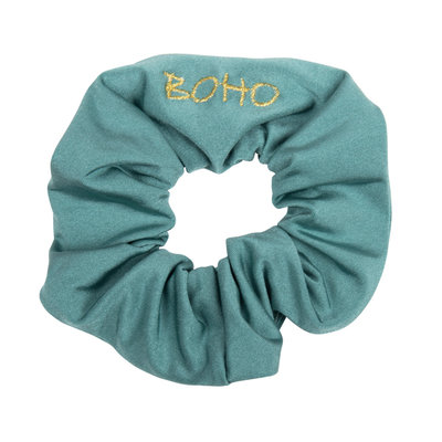 The Boho Scrunchy Sage Green