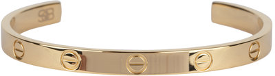 BL102 Bracelet Srew You Gold