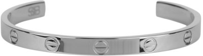 BL101 Bracelet Srew You Steel
