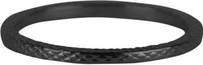 Ring R359 Black 'Snake'