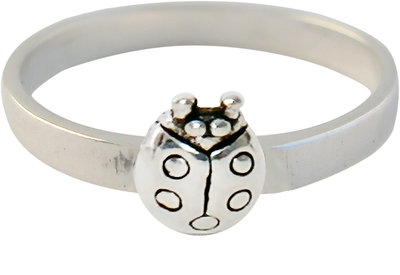 Ring KR23 'Ladybug'
