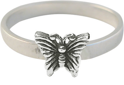 Ring KR20 'Butterfly'