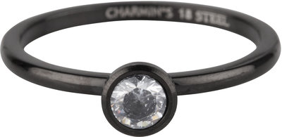 R491 Stylish Bright Black Steel