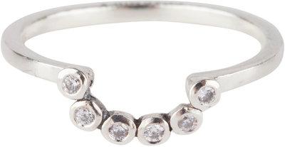 R561 Silver Artdeco crystal stones
