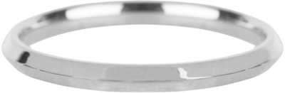 R667 Basic Hooked Shiny Steel